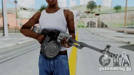 GTA 5 MG - Misterix 4 Weapons для GTA San Andreas третий скриншот