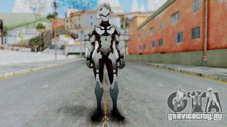Genji - Overwatch для GTA San Andreas второй скриншот