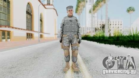 GTA 5 US Marine для GTA San Andreas второй скриншот