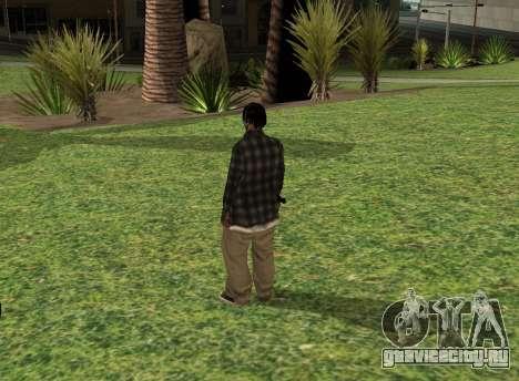 Black fam2 для GTA San Andreas второй скриншот