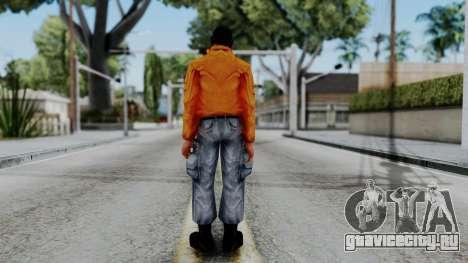 CS 1.6 Hostage 04 для GTA San Andreas третий скриншот