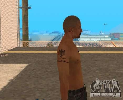 Derek Vinyard: American history X для GTA San Andreas третий скриншот