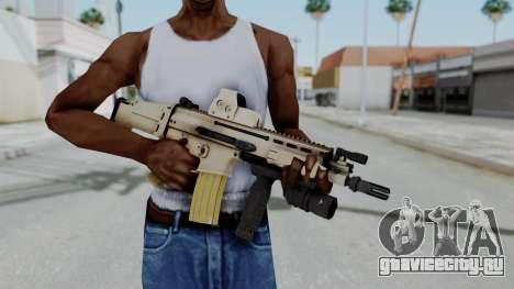 Arma2 MK16 Holo для GTA San Andreas третий скриншот