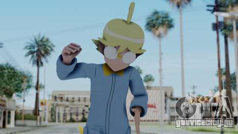 Pokémon XY Series - Clemont для GTA San Andreas