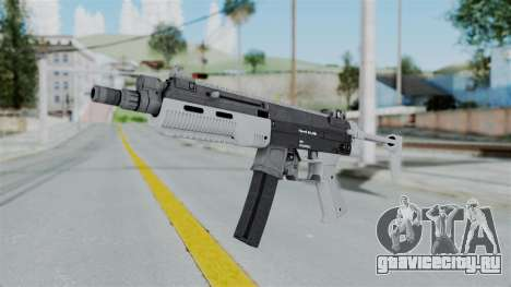 GTA 5 SMG - Misterix 4 Weapons для GTA San Andreas