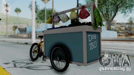 Gerobak Sayur (Vegetable Carts) для GTA San Andreas