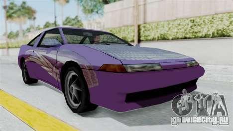 Uranus 2F2F Eclipse PJ для GTA San Andreas