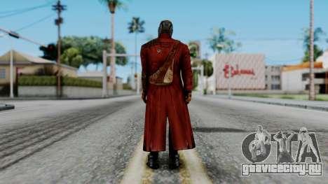 Marvel Future Fight - Star-Lord для GTA San Andreas третий скриншот