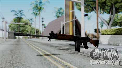 No More Room in Hell - FN FAL для GTA San Andreas второй скриншот