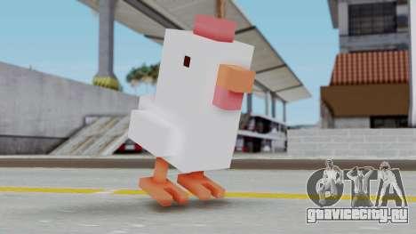 Crossy Road - Chicken для GTA San Andreas