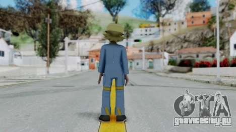 Pokémon XY Series - Clemont для GTA San Andreas третий скриншот