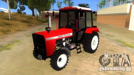 Massley Ferguson Tractor для GTA San Andreas