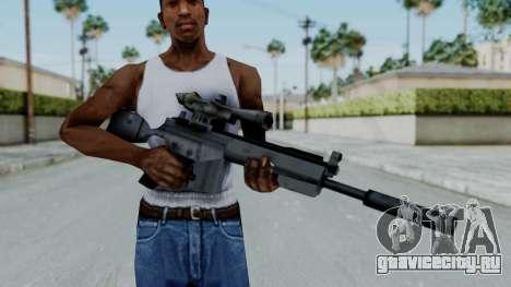 Vice City PSG-1 для GTA San Andreas третий скриншот