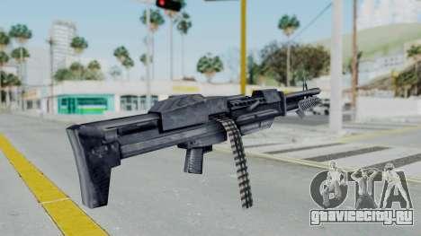 M60 from Vice City для GTA San Andreas второй скриншот