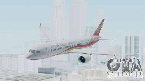 Comac C919 Hainan Airlines Livery для GTA San Andreas