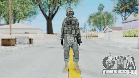 Acu Soldier 5 для GTA San Andreas второй скриншот