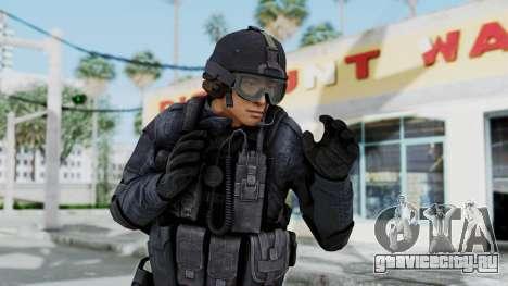 707 No Mask from CSO2 для GTA San Andreas