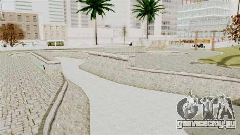 Small Texture Pack для GTA San Andreas пятый скриншот