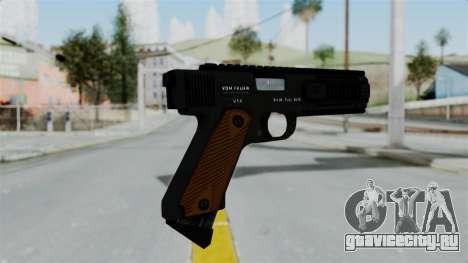 GTA 5 AP Pistol для GTA San Andreas второй скриншот