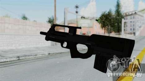 GTA 5 Assault SMG для GTA San Andreas третий скриншот