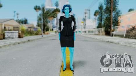 Bully Insanity Edition - Miss Danvers для GTA San Andreas второй скриншот