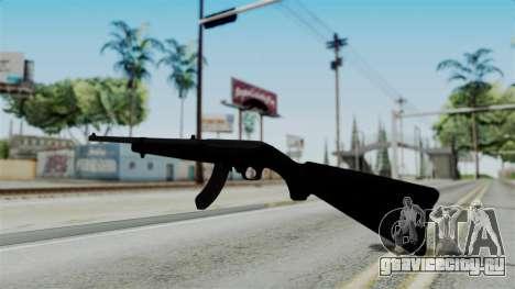 No More Room in Hell - Ruger 10 22 для GTA San Andreas второй скриншот