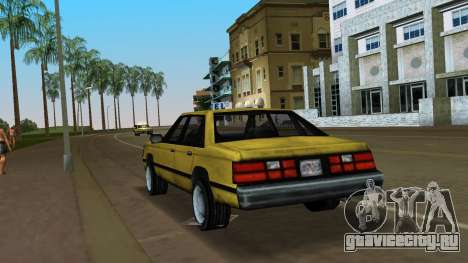 Premier для GTA Vice City вид сзади слева
