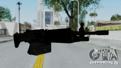 GTA 5 Combat MG для GTA San Andreas второй скриншот