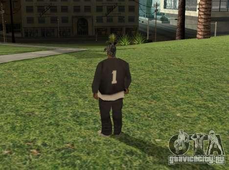 Black fam1 для GTA San Andreas второй скриншот