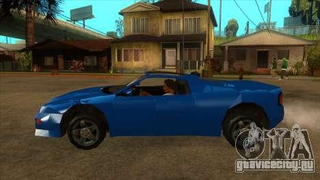 GTA LCS Deimos SP для GTA San Andreas вид слева