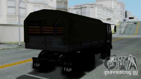 FAP Vojno Vozilo v2 для GTA San Andreas вид слева