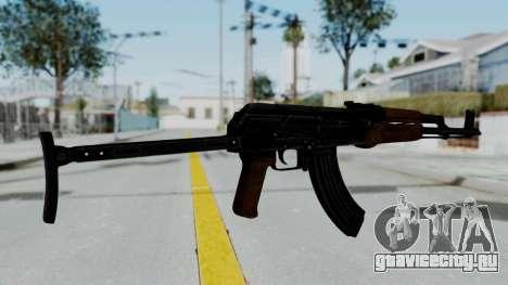 New HD AK-47 для GTA San Andreas второй скриншот