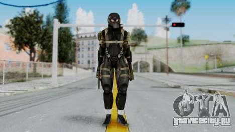 Frog from Metal Gear Solid 4 для GTA San Andreas второй скриншот