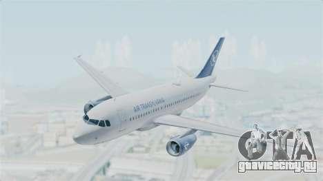 Airbus A319 Air Transylvania для GTA San Andreas