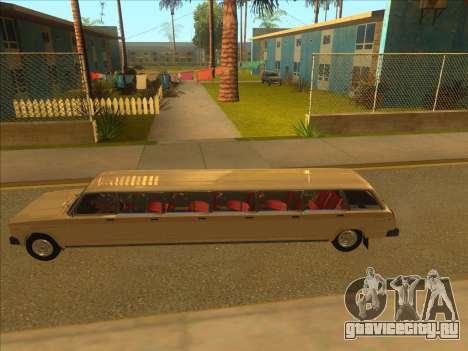 VAZ 2104 13-door для GTA San Andreas вид слева