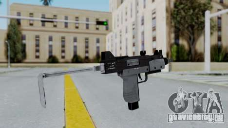 GTA 5 Micro SMG - Misterix 4 Weapons для GTA San Andreas третий скриншот