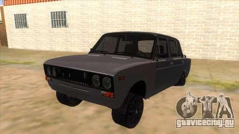 VAZ 2106 Drift Edition для GTA San Andreas
