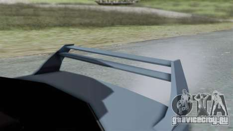 RC Turismo для GTA San Andreas вид справа