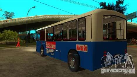 Ikarbus - Subotica trans для GTA San Andreas вид сзади слева