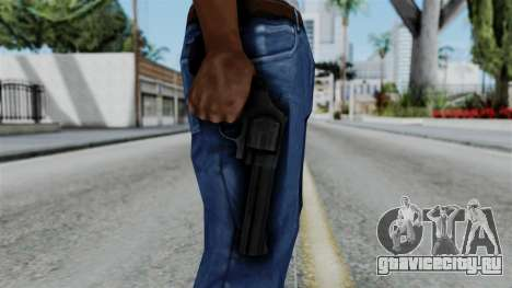 No More Room in Hell - Smith & Wesson 686 для GTA San Andreas третий скриншот