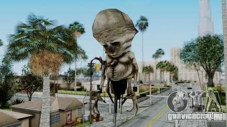 Nihilanth (Final Boss) from Half Life для GTA San Andreas