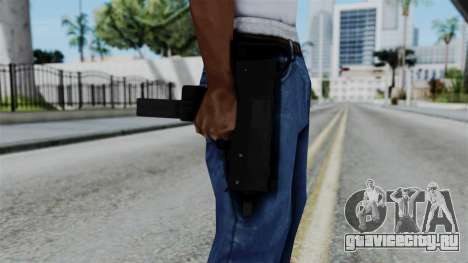 No More Room in Hell - MAC-10 для GTA San Andreas третий скриншот