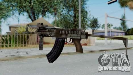 Arma OA AK-47 Eotech для GTA San Andreas второй скриншот