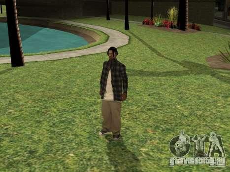 Black fam2 для GTA San Andreas