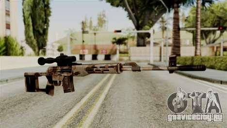 Dragunov Elite для GTA San Andreas