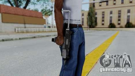GTA 5 Micro SMG - Misterix 4 Weapons для GTA San Andreas