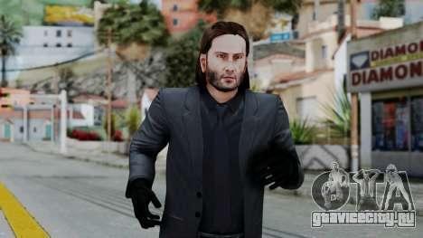 John Wich without Glasses - Payday 2 для GTA San Andreas третий скриншот