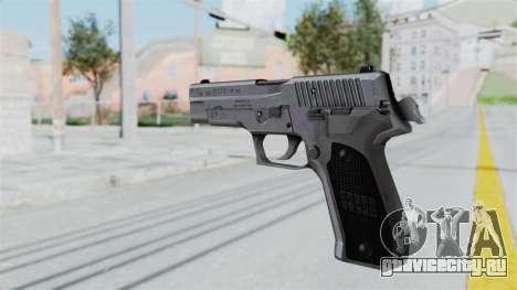 Sig Sauer P226 для GTA San Andreas второй скриншот