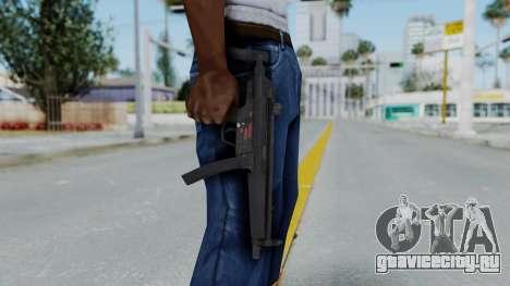 Arma AA MP5A5 для GTA San Andreas третий скриншот