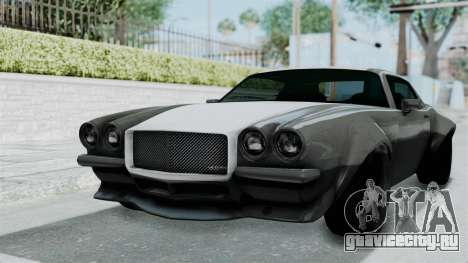GTA 5 Nightshade для GTA San Andreas